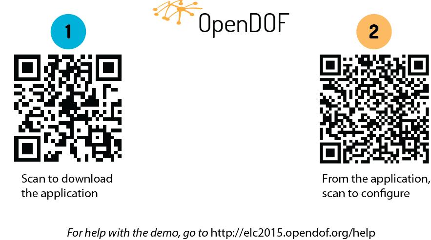 "elc2015 help — The OpenDOF ""Suitcase"" Demo"